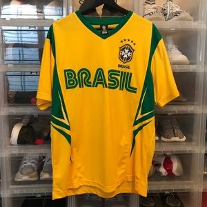 Other - Authentic Brazil Soccer Jersey
